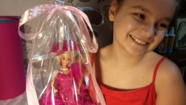 в наличии №172 кукла шкатулка подарок для прикрас или купюрница