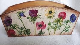 Подставка Цветы