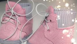 Обувь для кукол Тильды и снежки