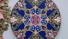 декоративная тарелка ′ Ночи Востока′