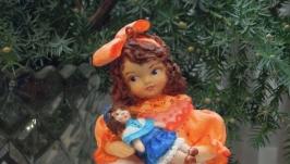 Кукла из ваты ′Мечты сбываются′