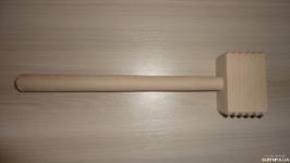 Молоток деревянный кухонный