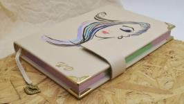 Ежедневник недатированный ′Для визажиста′