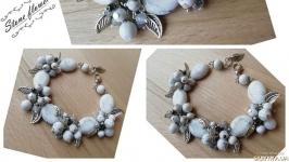 Браслет ′Каменный цветок′