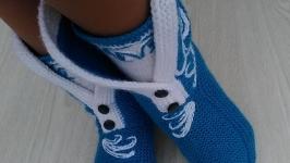 Носки Снегурочка комплект из 2 носков