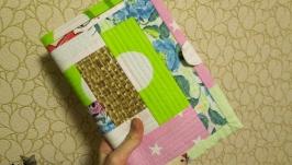 Текстильная папка-органайзер.
