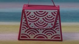 Открытка-сумка