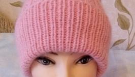 Шапка ′Виктория′ розовая