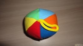 Мягкий мяч 12 см