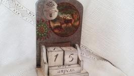 Вечный календарь Олени