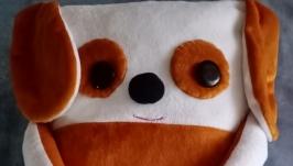 Подушка -игрушка Собака