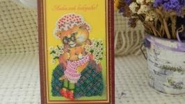 Открытка ′Любимой бабушке′
