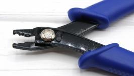 Кримпер инструмент для создания украшений кримпы обжимные бусины