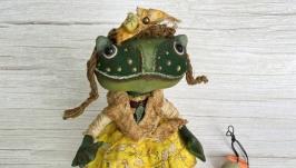 Девочка Лягушка