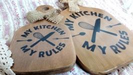 Моя кухня-мои правила Набор досок