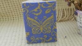Обложка на паспорт ′Бабочка′