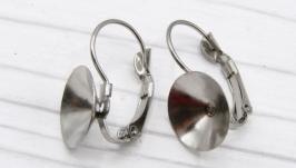 Швензы основы для кристаллов 12 мм круглый медицинская сталь