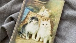 Блокнот ′Котята′