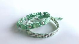 Набор браслетів ′Mint Spring′