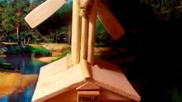 Статуэтка  Ветряная мельница