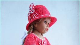 Платьице ′Фламинго′.