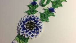 Гердан-квітка,,Жоржина2′