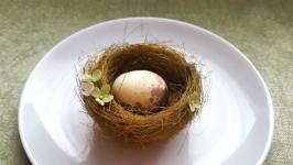 Оливкове пасхальне гніздо