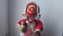 Мотанка Берегиня