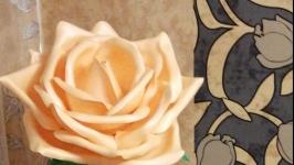 Ростовые цветы, куклы - светильники