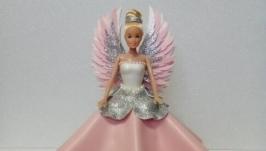 Кукла ангел - светильник