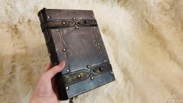 Стильный кожаный блокнот ′Fanconi′