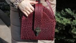 Кожаная сумка ′МОНИКА′