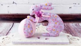 Игрушка интерьерная ′Кролик′