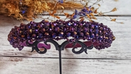 Фиолетовый обруч
