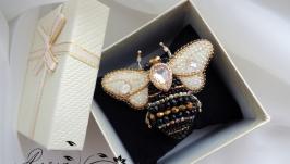 Брошь′Пчелка′. Арт. Б-110.