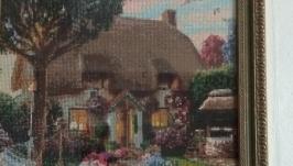 Картина ′ Сказочный дом′
