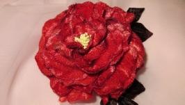 Роза ′Алая страсть′