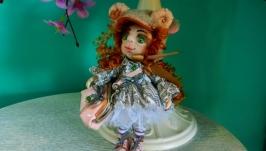 Валяная кукла ′Барашка Лили′
