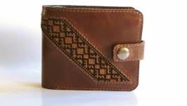 Чоловічий портмоне, чоловічий гаманець