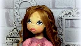 Текстильна лялька Мелісса