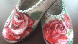 тапочки Розы