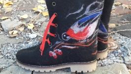 ботинки Снегири