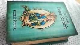 Шкатулка-книга ′Кролик Питер′