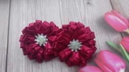 бантики-цветочки