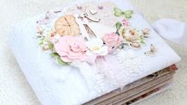 Свадебный фотоальбом ручной работы в наличии, подарок на свадьбу