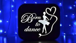 Ночник Dance