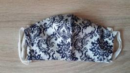 Защитная маска многоразового использования узор