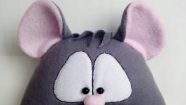 Подушка мышка