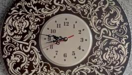 Великий круглий годинник (на замовлення)
