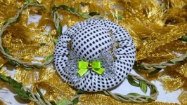 Игольница шляпка, подарок, сувенир, презент